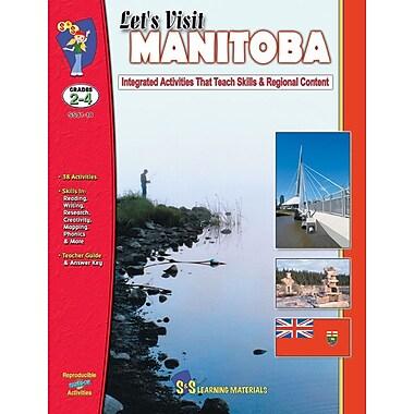 Let's Visit Manitoba, Grade 2-4