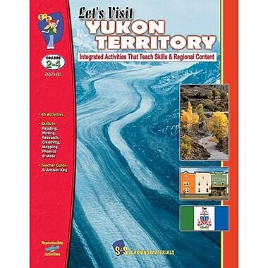 Let's Visit Yukon, Grade 2-4