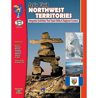 Let's Visit North West Territories, Grade 2-4