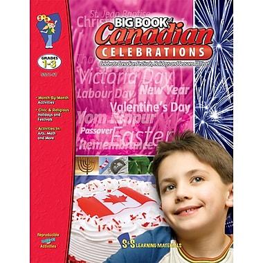 Big Book of Canadian Celebrations, Grade 1-3