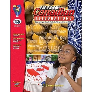 Big Book of Canadian Celebrations, Grade 4-6