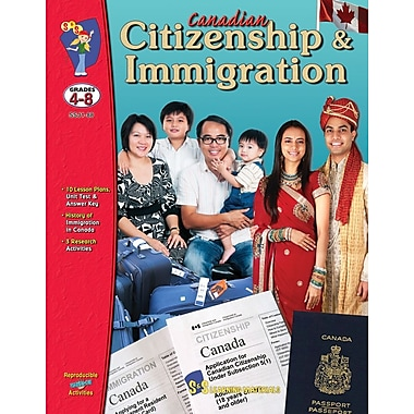 Citizenship and Immigration, Grade 4-8
