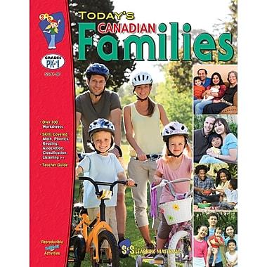 Today's Canadian Families, Grade PreK-1