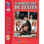 Compréhension de texte, 1re à 2e année (livre en français)