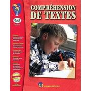 Compréhension de texte, 3e à 4e année