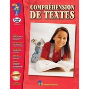 Reading Comprehension, Grades 5-6 (French Book)