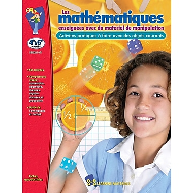 Math Lessons (French Book)