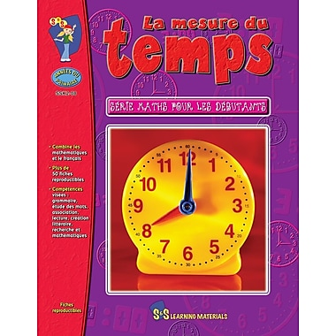Time Measurement (French Book)