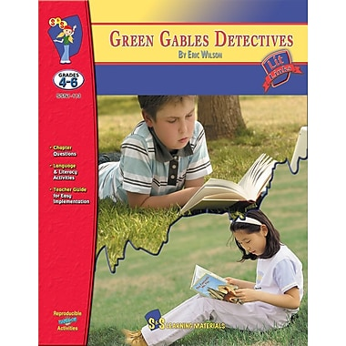 Green Gables Detectives Lit Link, Grade 4-6