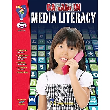 Canadian Media Literacy, Grade 2-3