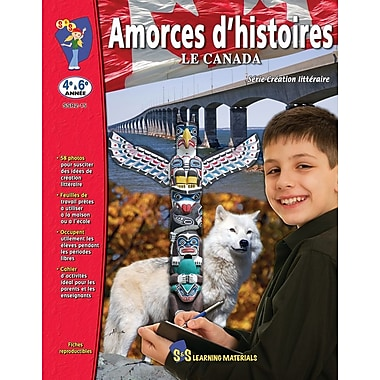 Let the Stories Begin : Canada, Grades 4-6 (French Book)