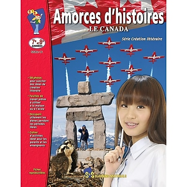 Let the Stories Begin : Canada, Grades 7-8 (French Book)