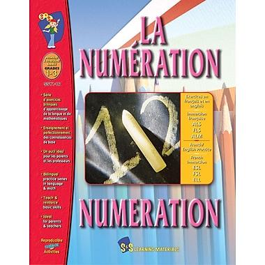 La numeration/Numeration - A Bilingual Skill Building Workbook, Grades 1-3