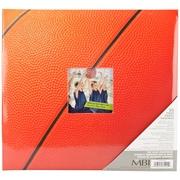 "MBI Sport & Hobby Postbound Album, 12"" x 12"", Basketball"