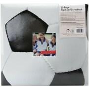 "MBI Sport & Hobby Postbound Album, 12"" x 12"", Soccer"