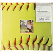 "MBI Sport & Hobby Postbound Album, 12"" x 12"", Fast Pitch"