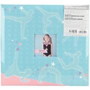 "MBI Sport & Hobby Postbound Album, 12"" x 12"", Gymnastics"