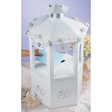 Wilton® Wishing Well Reception Gift Card Holder, White