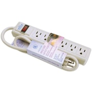 Darice® Power Strip 6 Outlet 2' Surge Protector
