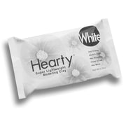 Activa® Hearty Super Lightweight Air Dry Clay, 5.25 oz., White