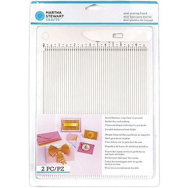 Martha Stewart 42-05013 White Mini Score Board, 9.75