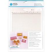 "Martha Stewart 42-05013 White Mini Score Board, 9.75"" x 7.5"""