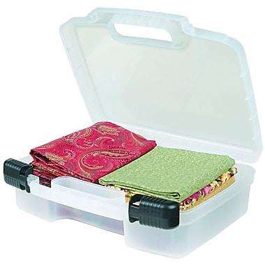 ArtBin® Quick View™ Deep Carrying Case, Translucent