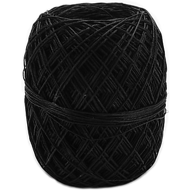Toner 20# 400' Hemp Cord, Black