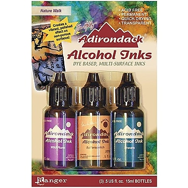 Ranger Tim Holtz® Adirondack Alcohol Ink, Nature Walk