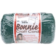 Pepperell BB6-100-030 Forest Bonnie Macrame Craft Cord, 100 yd.