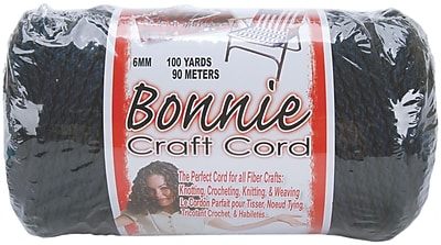 Pepperell 100 yds. Bonnie Macrame Craft Cord, Navy