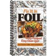 CQ Products Fix It In Foil Cookbook