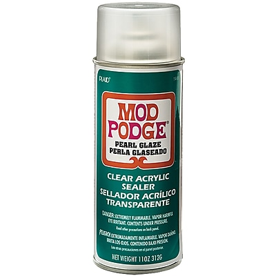 Plaid:Craft® Mod Podge® Pearlized Spray Sealer, 11 oz.