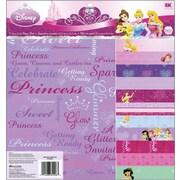 "EK Success™ 12"" x 12"" Paper Pad, Disney Princess"