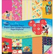 "EK Success™ 12"" x 12"" Double-Sided Specialty Paper Pad, Disney Mickey Family"