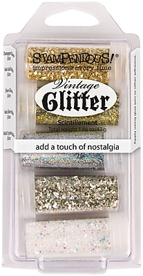 Stampendous® Treasures Frantage Glitter Kit
