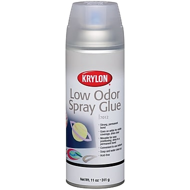 Krylon Low Odor Spray Glue 11 oz.
