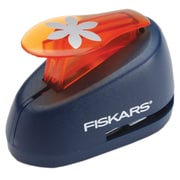 "Fiskars® Medium Lever Punch, 1"", Flower"