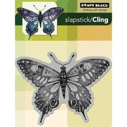 "Penny Black® 4"" x 5 1/4"" Cling Rubber Stamp, Soft Wing"