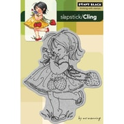 "Penny Black® 4"" x 6"" Cling Rubber Stamp, Sweet Day"