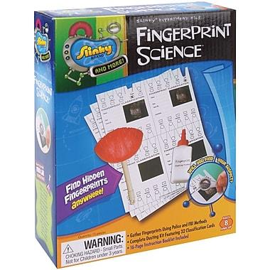 Poof-Slinky® Fingerprint Science Mini Lab