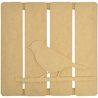 Kaisercraft Beyond The Page MDF 3D Wall Art, Bird on Twig