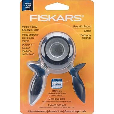 Fiskars® Squeeze Punch Medium, Round 'n Round