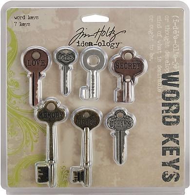 Advantus™ Tim Holtz® Idea-Ology Word Keys, 3