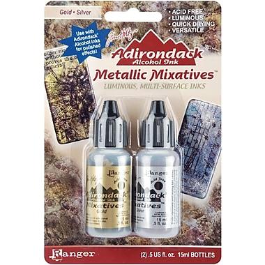 Ranger Tim Holtz® Adirondack Alcohol Ink Metallic Mixatives
