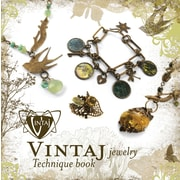 Vintaj TP0400 Jewelry Technique Book, 3/Pack