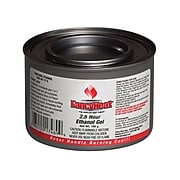 Fancy Heat® Ethanol Chafing Fuel Can, 2.5 Hour, 72 Cans/Case