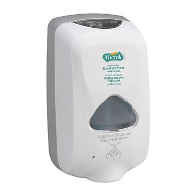 GOJO® Micrell® TFX™ Touch-Free Dispenser, Dove Gray