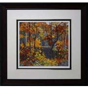 The Pool Framed by Tom Thomson