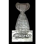 Médaillon de la Coupe Grey pour le 100e anniversaire cabinet